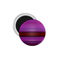 Stripes Line Red Purple 1 75  Magnets by Mariart