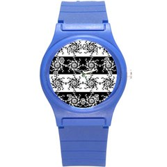 Three Wise Men Gotham Strong Hand Round Plastic Sport Watch (s) by Mariart