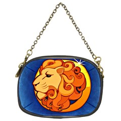Zodiac Leo Chain Purses (two Sides)  by Mariart