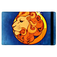 Zodiac Leo Apple Ipad 3/4 Flip Case by Mariart