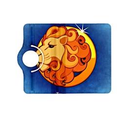 Zodiac Leo Kindle Fire HD (2013) Flip 360 Case