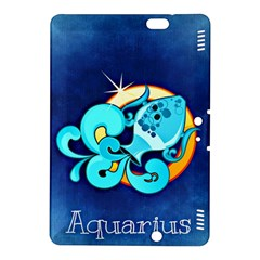 Zodiac Aquarius Kindle Fire Hdx 8 9  Hardshell Case by Mariart