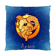 Zodiac Aries Standard Cushion Case (two Sides) by Mariart