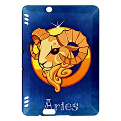 Zodiac Aries Kindle Fire Hdx Hardshell Case by Mariart