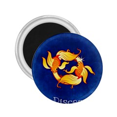 Zodiac Pisces 2 25  Magnets by Mariart