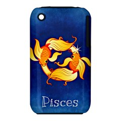 Zodiac Pisces Iphone 3s/3gs by Mariart