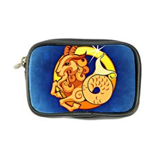 Zodiac Capricorn Coin Purse by Mariart