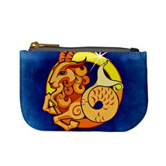 Zodiac Capricorn Mini Coin Purses by Mariart
