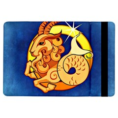 Zodiac Capricorn Ipad Air Flip by Mariart