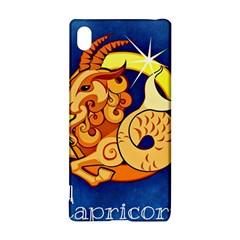 Zodiac Capricorn Sony Xperia Z3+ by Mariart