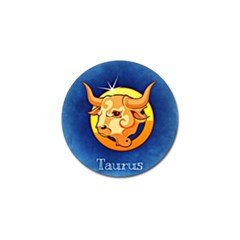 Zodiac Taurus Golf Ball Marker (10 Pack) by Mariart
