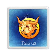 Zodiac Taurus Memory Card Reader (square)  by Mariart