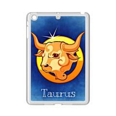 Zodiac Taurus Ipad Mini 2 Enamel Coated Cases by Mariart
