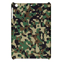 Army Camouflage Apple Ipad Mini Hardshell Case by Mariart