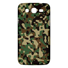 Army Camouflage Samsung Galaxy Mega 5 8 I9152 Hardshell Case  by Mariart