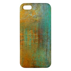The Waterfall Apple Iphone 5 Premium Hardshell Case by digitaldivadesigns