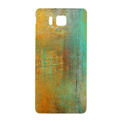 The Waterfall Samsung Galaxy Alpha Hardshell Back Case by theunrulyartist