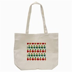 Watercolor Floral Roses Pattern Tote Bag (cream) by Nexatart