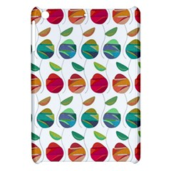 Watercolor Floral Roses Pattern Apple Ipad Mini Hardshell Case by Nexatart