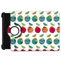 Watercolor Floral Roses Pattern Kindle Fire Hd 7