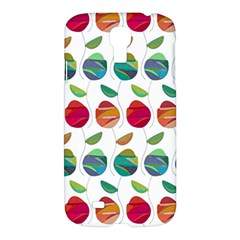 Watercolor Floral Roses Pattern Samsung Galaxy S4 I9500/I9505 Hardshell Case