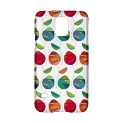 Watercolor Floral Roses Pattern Samsung Galaxy S5 Hardshell Case  by Nexatart