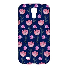 Watercolour Flower Pattern Samsung Galaxy S4 I9500/i9505 Hardshell Case by Nexatart