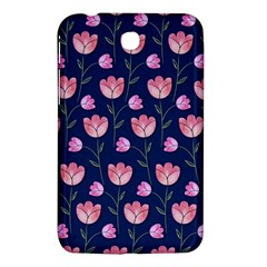 Watercolour Flower Pattern Samsung Galaxy Tab 3 (7 ) P3200 Hardshell Case  by Nexatart