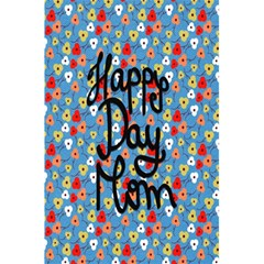 Happy Mothers Day Celebration 5 5  X 8 5  Notebooks by Nexatart