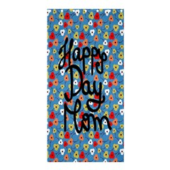 Happy Mothers Day Celebration Shower Curtain 36  X 72  (stall)