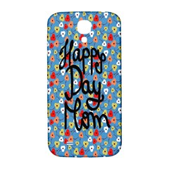 Happy Mothers Day Celebration Samsung Galaxy S4 I9500/i9505  Hardshell Back Case