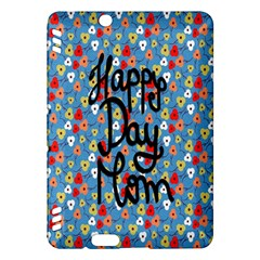 Happy Mothers Day Celebration Kindle Fire Hdx Hardshell Case