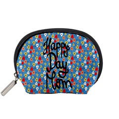 Happy Mothers Day Celebration Accessory Pouches (small)
