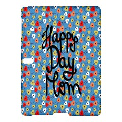 Happy Mothers Day Celebration Samsung Galaxy Tab S (10 5 ) Hardshell Case