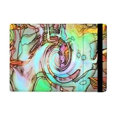 Art Pattern Apple Ipad Mini Flip Case