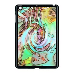 Art Pattern Apple Ipad Mini Case (black)