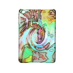 Art Pattern Ipad Mini 2 Hardshell Cases by Nexatart