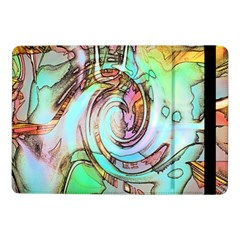Art Pattern Samsung Galaxy Tab Pro 10 1  Flip Case by Nexatart