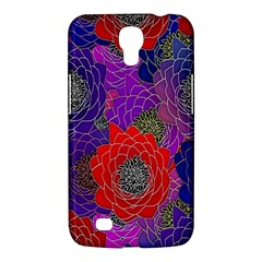 Colorful Background Of Multi Color Floral Pattern Samsung Galaxy Mega 6 3  I9200 Hardshell Case by Nexatart