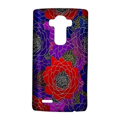 Colorful Background Of Multi Color Floral Pattern Lg G4 Hardshell Case by Nexatart