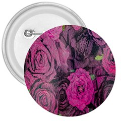Oil Painting Flowers Background 3  Buttons by Nexatart