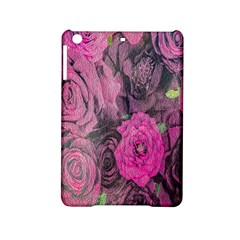 Oil Painting Flowers Background Ipad Mini 2 Hardshell Cases