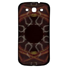 Digitally Created Seamless Pattern Samsung Galaxy S3 S Iii Classic Hardshell Back Case by Nexatart