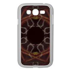 Digitally Created Seamless Pattern Samsung Galaxy Grand Duos I9082 Case (white) by Nexatart