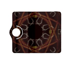 Digitally Created Seamless Pattern Kindle Fire Hdx 8 9  Flip 360 Case by Nexatart