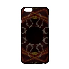 Digitally Created Seamless Pattern Apple Iphone 6/6s Hardshell Case by Nexatart