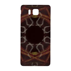 Digitally Created Seamless Pattern Samsung Galaxy Alpha Hardshell Back Case by Nexatart
