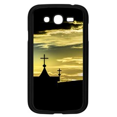 Graves At Side Of Road In Santa Cruz, Argentina Samsung Galaxy Grand Duos I9082 Case (black) by dflcprints
