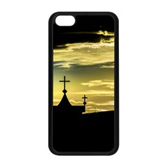 Graves At Side Of Road In Santa Cruz, Argentina Apple Iphone 5c Seamless Case (black) by dflcprints