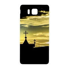 Graves At Side Of Road In Santa Cruz, Argentina Samsung Galaxy Alpha Hardshell Back Case by dflcprints